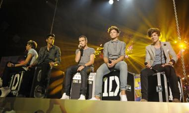 One Direction: ¡Su energía contagiante invade al planeta!